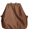 Detachable game Bag Brown